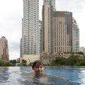 Impiana Hotel pool